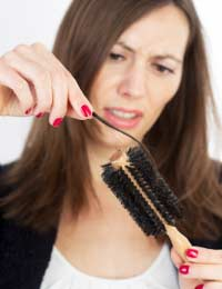 Hair Loss Depression Stress Hormone